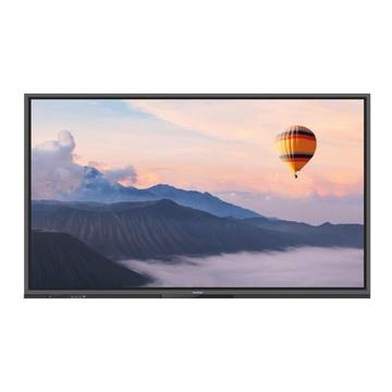 """Newline Atlas Monitor Smart 86"""" LED 4K Ultra HD Touch Nero"""
