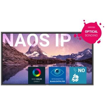 "Newline Naos IP 55"" 55"" LED 4K Ultra HD Touch Nero"