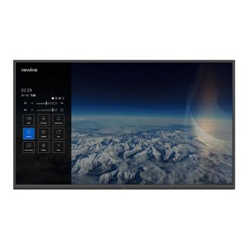 "Newline TT-9819NT Monitor Digital Signage 98"" LED 4K Ultra HD Nero"