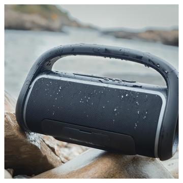 NGS Roller Slang 40 W Portatile stereo Nero, Grafite