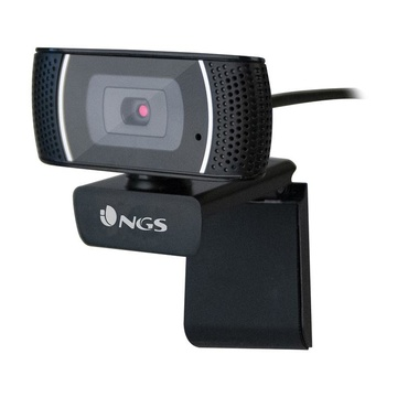 NGS XPRESSCAM1080 2 MP FullHD USB 2.0 Nero