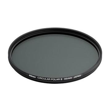 Nikon 95mm Circular Polarizing Filter II 9,5 cm Filtro della fotocamera polarizzante