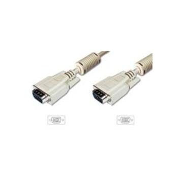 Nilox ITB 15m VGA cavo VGA VGA (D-Sub) Grigio