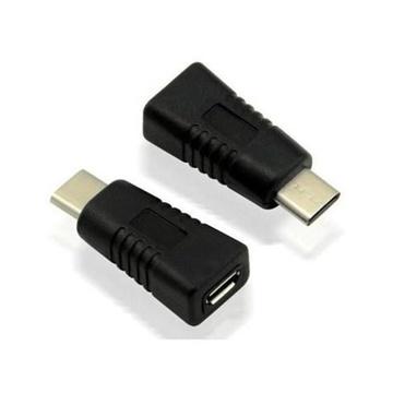 Nilox NX080200130 cavo di interfaccia e adattatore USB3.1 C USB micro B Nero