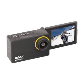 Nilox NX4KHLD001 4K Holiday CMOS Nero