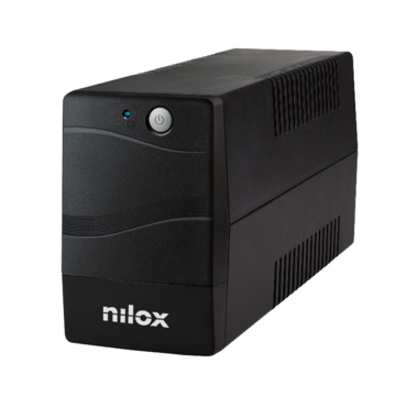 Nilox PREMIUM LINE INTERACTIVE 600 VA NXGCLI6001X5V2