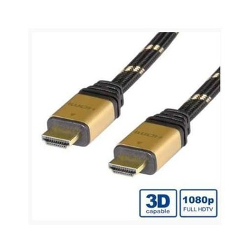 Nilox RO11.04.5505 cavo HDMI 5 m HDMI tipo A (Standard) Nero
