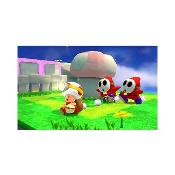 Nintendo Captain Toad: Treasure Tracker - 3DS