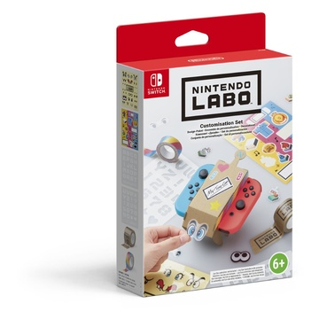Nintendo LABO Customisation Kit Set