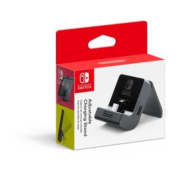 Nintendo Stand-caricabatterie regolabile per Nintendo Switch