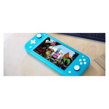 Nintendo Switch lite Console Turchese + Animal C.N.H. + NSO 3 mesi (LIMITED)