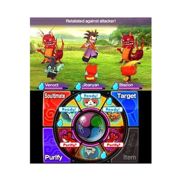Nintendo Yo-Kai Watch 2: Spiritossi - 3DS
