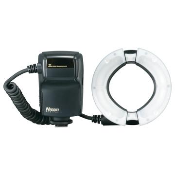 Nissin MF-18 Macro Flash anulare per Canon