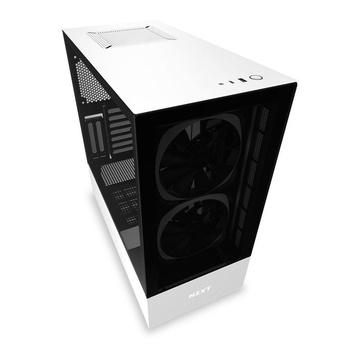NZXT H510 Elite ATX Mid-Tower Bianco