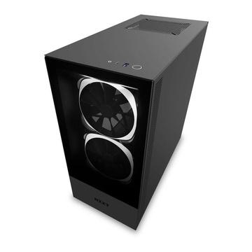 NZXT H510 Elite Midi ATX Tower Nero