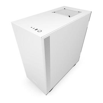 NZXT H510 Midi ATX Tower Bianco