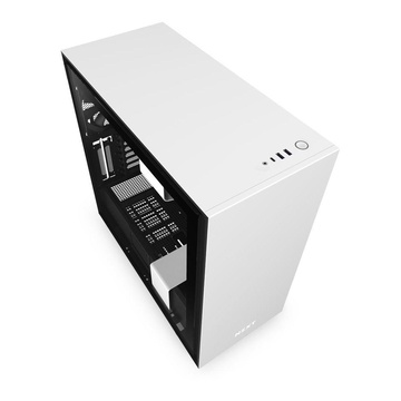 NZXT H710 Midi Tower Bianco