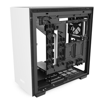 H710i Midi ATX Tower Bianco