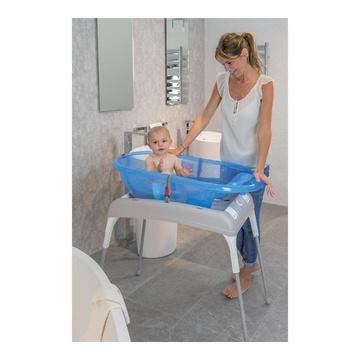 Okbaby 845 Supporto per vasca da bagno per bambino Grigio