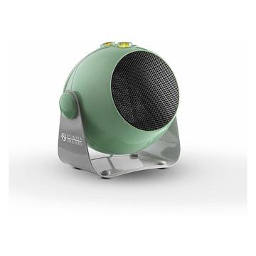 Olimpia Splendid Caldodesign Fan electric space heater Interno 1800 W Verde