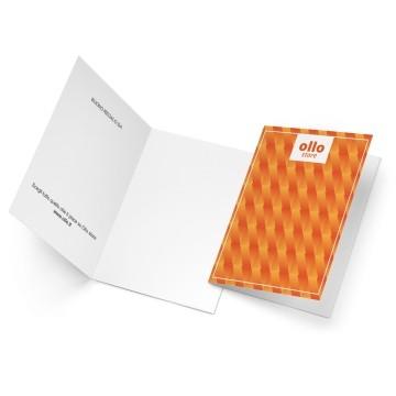 Ollo Buono regalo Arancione Valore 150 Euro