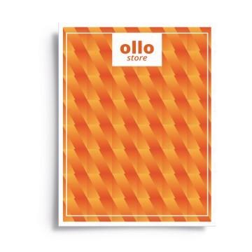 Ollo Buono regalo Arancione