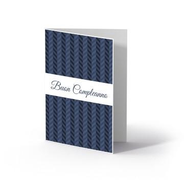 Ollo Buono regalo per Compleanno Blu