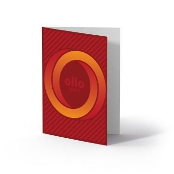 Ollo Buono regalo Rosso, Arancione