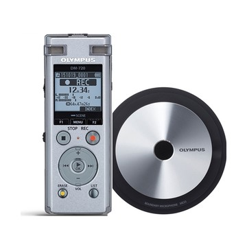 Olympus DM-720 Meet & Record Kit | edition small
