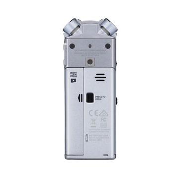 Olympus LS-P1 RAM 4GB SD Argento