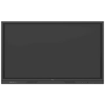 "Optoma 3651RK 65"" LED 4K Ultra HD Touch Nero"