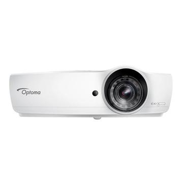 Optoma W460ST Proiettore desktop 4200ANSI lumen DLP WXGA (1280x800) Compatibilità 3D Bianco