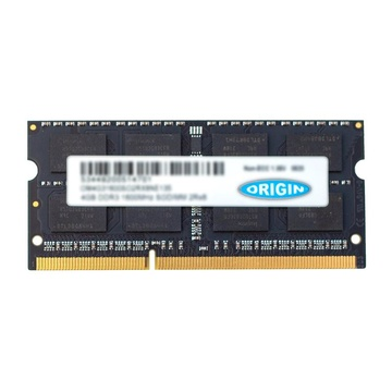 ORIGIN STORAGE OM4G31600SO2RX8NE135 4 GB 1 x 4 GB DDR3 1600 MHz