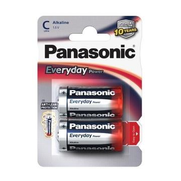 Panasonic Everyday Power Single-use battery C Alcalino