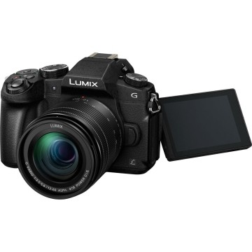 Panasonic Lumix G80 + 12-60mm f/3.5-5.6 HF Power OIS Nero