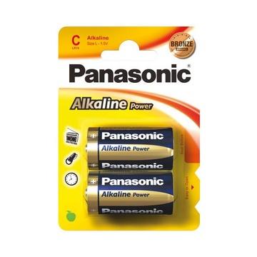 Panasonic Goobay LR14 2-BL Panasonic Alkaline Power Single-use battery C Alcalino