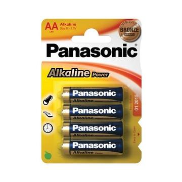 Panasonic Goobay LR6 4-BL Panasonic Alkaline Power Single-use battery AA Alcalino