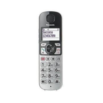 Panasonic KX-TGE510JTS DECT Argento