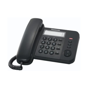 Panasonic KX-TS520GB Telefono DECT Nero