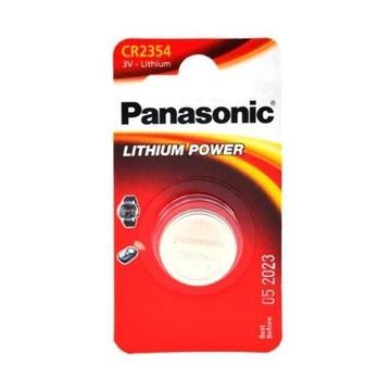 Panasonic Lithium Power Single-use battery CR2354 Litio