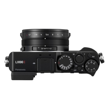 Panasonic Lumix LX100 II Nero