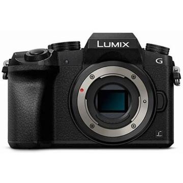 Panasonic Lumix G7 Body Nero