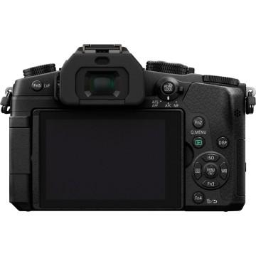 Panasonic Lumix G80 + 14-140mm f/3.5-5.6 II Asph Lumix G Vario Power OIS Puissant Nero