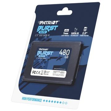 Patriot Memory Burst Elite 2.5