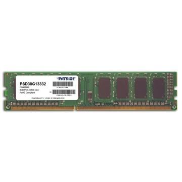 Patriot MEMORIA DDR3 8GB 1333MHZ PC3-10600