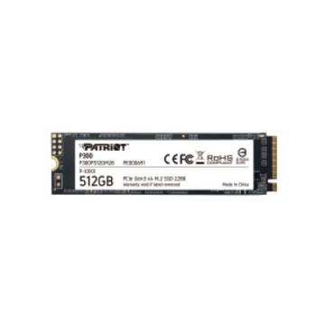 Patriot Memory P300P512GM28 512 GB PCI Express NVMe