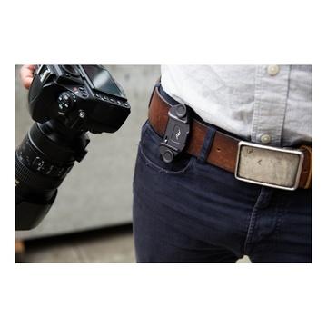 Peak Design CC-BK-3 Capture Camera Clip (V3) Nera Senza Piastra