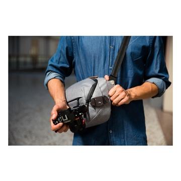 Peak Design CP-S-3 Capture Camera Clip (V3) Silver con piastra Plate