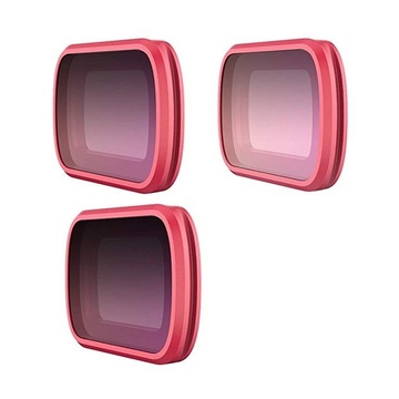 PGYTECH Filtri Combo 3-Pack PRO GND per DJI Osmo Pocket