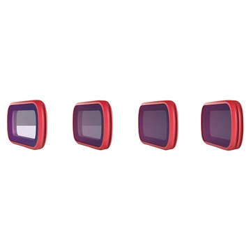 PGYTECH Set 4 Filtri ND PRO per DJI Osmo Pocket